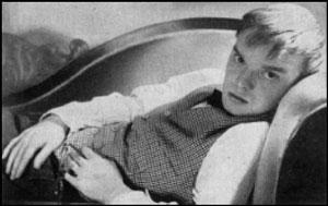 Harold Halma's Photgraph of Truman Capote at age 23